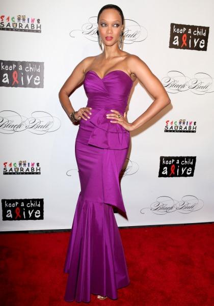 Tyra Banks' Croydon facelift: does she (gasp) need some bangs'