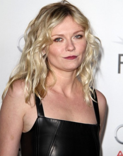 Kirsten Dunst is NOT on Meth.  I Think.