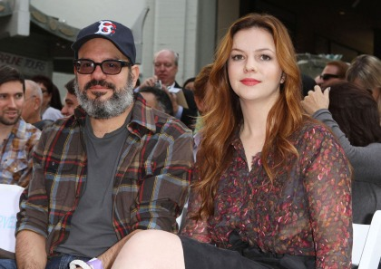David Cross and Amber Tamblyn are getting married soon, bizarre or cute couple?