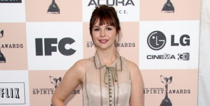 Amber Tamblyn Pretends to Be Amber Rose, Trolls Tyrese