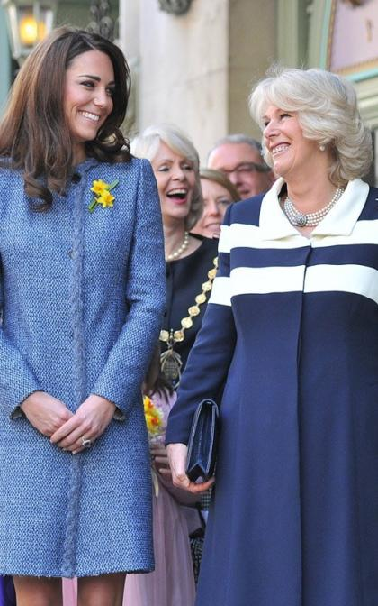 Kate Middleton: Gearing Up for First Speech
