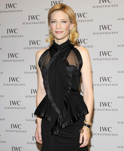 Cate Blanchett on plastic surgery: 'You just see the work' it fills me with pity'