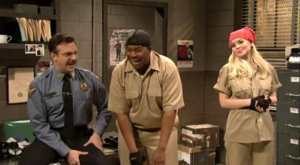 Lindsay Lohan's SNL Appearance Was Underwhelming