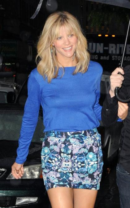 Brooklyn Decker Drops By 'The Today Show'