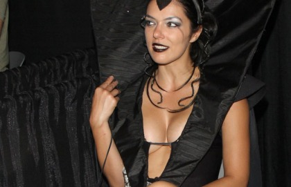 Adrianne Curry Has A Job