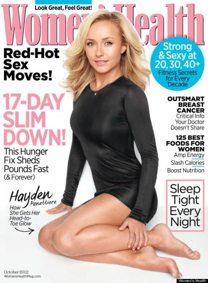 Hayden Panettiere claims she got body dysmorphia from a tabloid's criticism