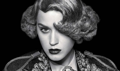 Katy Perry Gets Scary For GQ Style