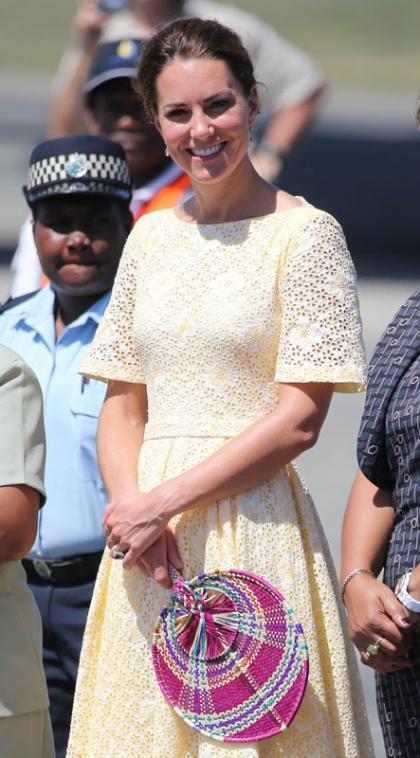 Prince William & Kate Middleton: So Long, Solomon Islands!