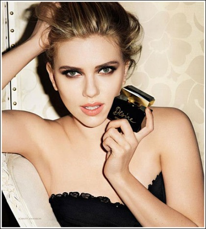 Scarlett Johansson's New D&G Advertisement Is Missing A Whole Lot Of Something'