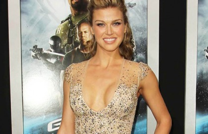 Holy Moly! Where Has Adrianne Palicki Been All My Life!