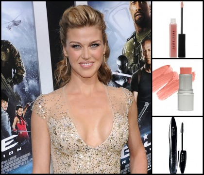 Celeb Look to Steal:  Adrianne Palicki's Makeup at the G.I. Joe Premiere