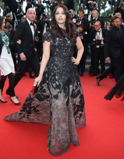 Aishwarya Rai shows off her weight loss in Elie Saab in Cannes: gorgeous?