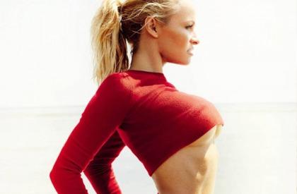 Pamela Anderson's Photoshopped Hotness Comeback