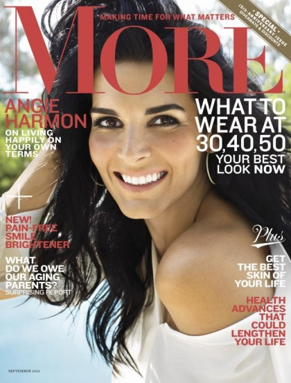 Angie Harmon still thinks she's discriminated against because she's a Republican