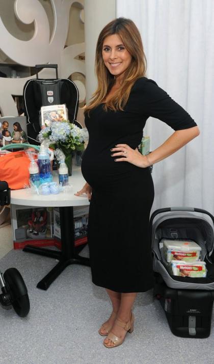 Jamie-Lynn Sigler Provides First Look at Baby Beau