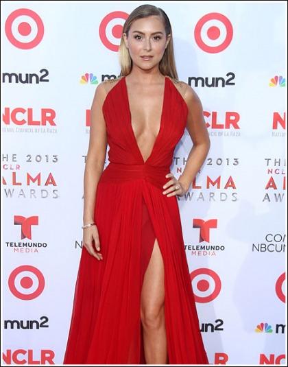 Alexa Vega Totally Won The ALMA Awards