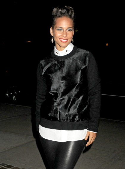 Alicia Keys believes that aliens exist: 'I think they?re here now?, living among us