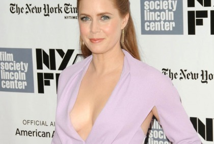 Amy Adams Busts Out Good!