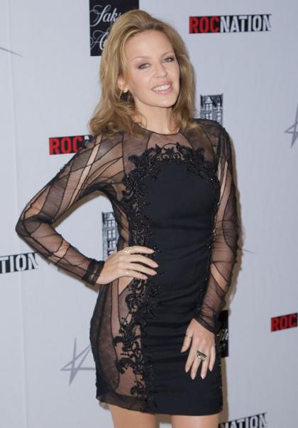 Kylie Minogue and Andres Velencoso Call it Quits