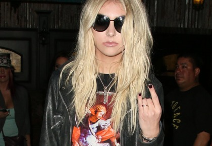 Taylor Momsen Needs To Step It Up!