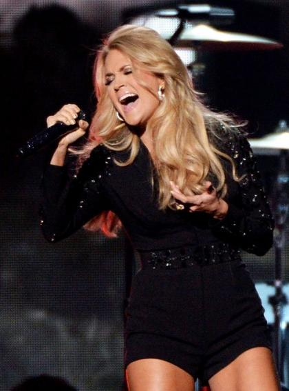 Carrie Underwood: Medley Maven at the CMA Awards