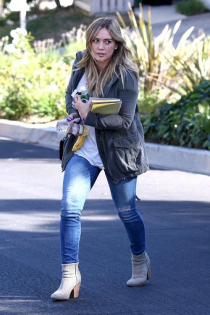Hilary Duff: