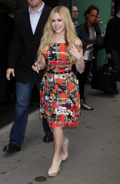 Avril Lavigne Needs to Rethink Everything