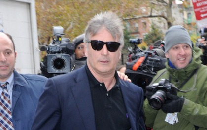 Alec Baldwin Fired from MSNBC