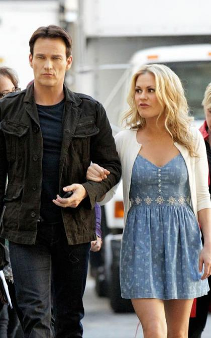 Anna Paquin & Stephen Moyer: Time Warner Cable Commercial Couple