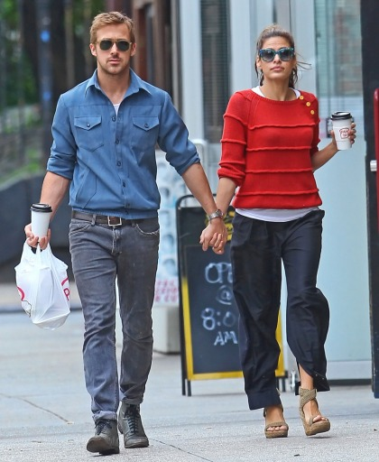 Eva Mendes & Ryan Gosling decided to 'take a break' to 'reevaluate their romance'