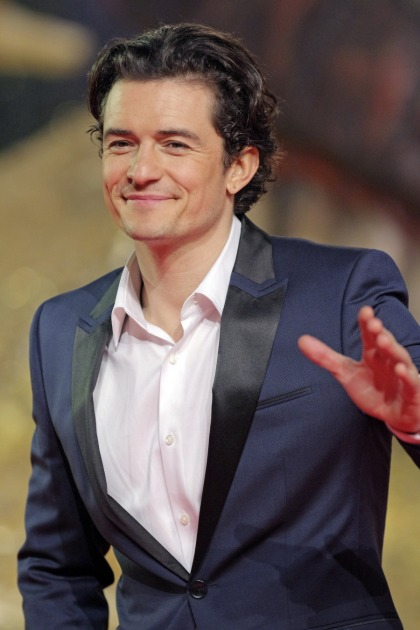 Orlando Bloom: 'Women, as mothers of the earth, deserve the utmost respect'