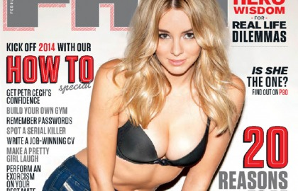 Keeley Hazell Is Back!