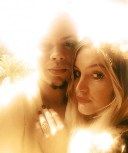 Ashlee Simpson Will Marry Diana Ross' Son
