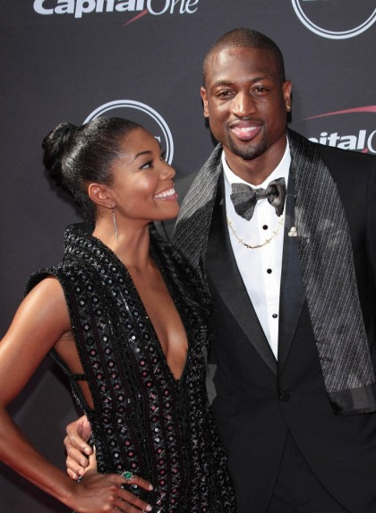 Gabrielle Union to Dwyane Wade: 'I go three times a day & I leave the door open'