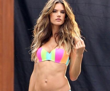Alessandra Ambrosio Is Still Bikini Perfection