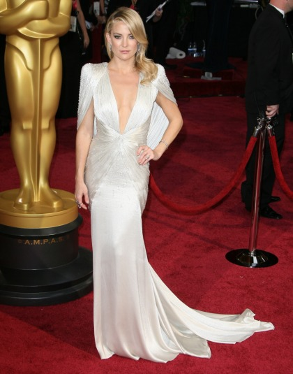 Kate Hudson in Atelier Versace at the Oscars: one of the best looks of the night?
