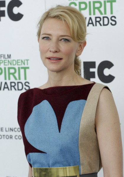Oscars 2014: Cate Blanchett wins Best Actress for 'Blue Jasmine'