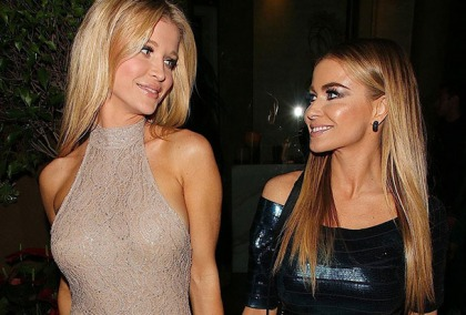 Joanna Krupa And Carmen Electra Make A Great Pair