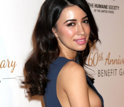 Christian Serratos Knows How To Dress!