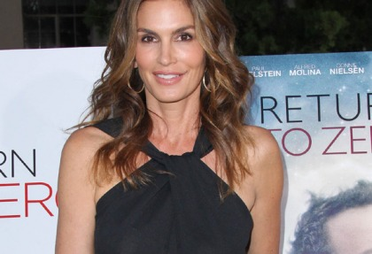 Cindy Crawford Is Still One Fine Piece Of Meat