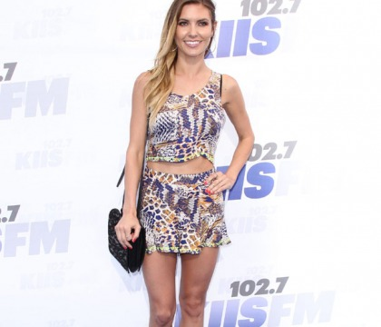 Audrina Patridge Makes A Hotness Comeback