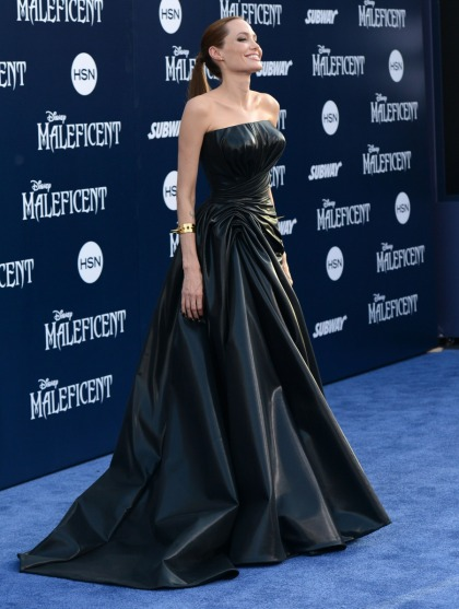 Angelina Jolie has her biggest opening ever with 'Maleficent?: did you see it'
