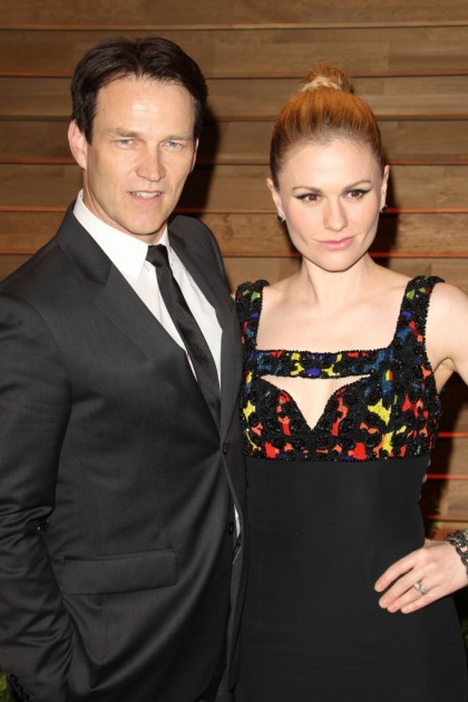 Anna Paquin: I?m 'proud to be a happily married bisexual mother'