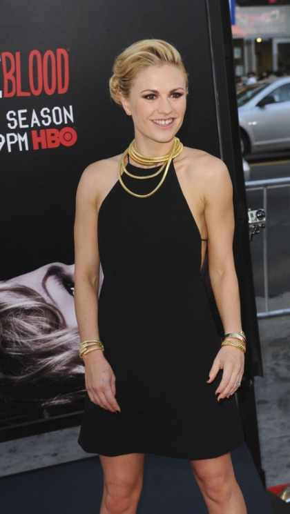 Anna Paquin in Thakoon at the True Blood season 7 premiere: hot or boring?