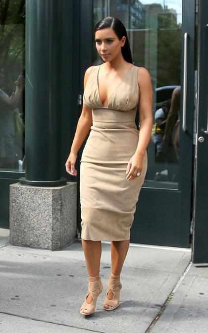 Kim Kardashian Steams Up Manhattan