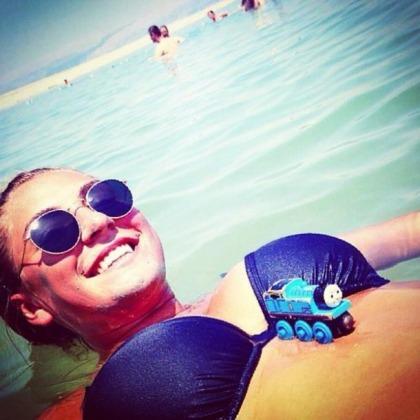 Hayden Panettiere's Bikini Instagram