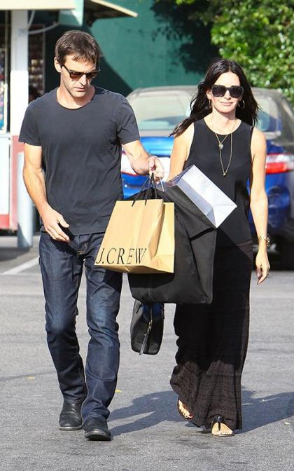 Courteney Cox & Johnny McDaid: We?re Engaged!