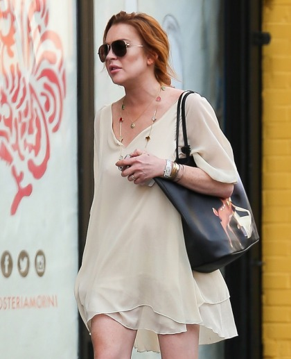 Lindsay Lohan files a lawsuit against the makers of 'Grand Theft Auto'