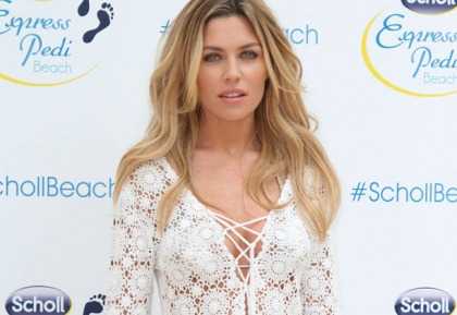 Abigail Clancy Promotes Her Hotness
