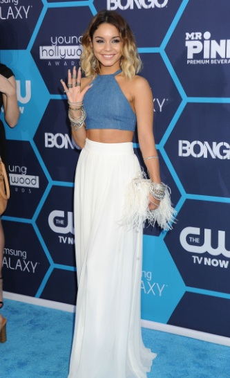 Vanessa Hudgens Tasty at Young Hollywood Awards 2014